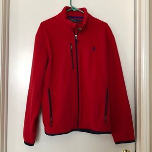 Polo- Ralph Lauren Zipped up Jacket- Size L